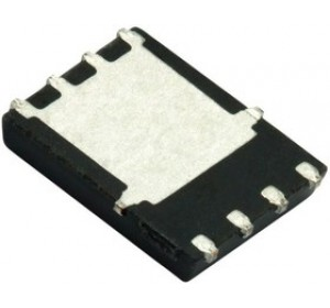 AON6982 N-Channel MOSFET 30V 50A