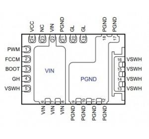 Микросхема AOZ5049QI