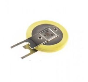 Батарейка CR1220 под пайку, контакты в одну сторону