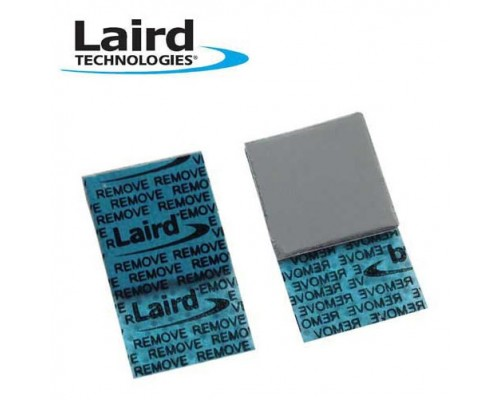 Термопрокладка LAIRD flex720 0.5mm 15*15mm (5W/mK)