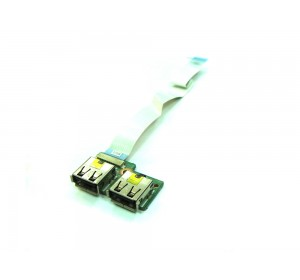 USB гнездо Compaq CQ61 HP G61