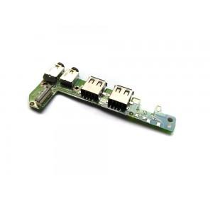 USB и аудио гнёзда для ноутбука DNS 123274