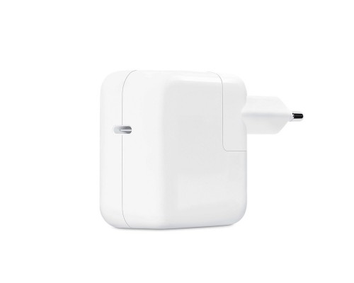 Блок питания для ноутбука Apple 14.5V2A 30W Original (A1932) Без провода Type C