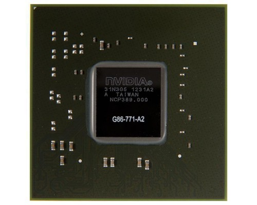Видеочип Nvidia G86-771-A2