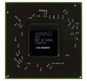 Видеочип AMD 216-0833000