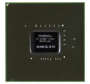 Видеочип Nvidia N14M-GL-B-A2