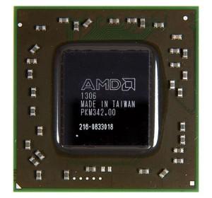 Видеочип AMD 216-0833018