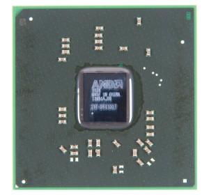 Видеочип 216-0841027 (HD 8670M)