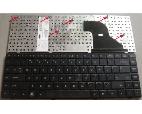 Клавиатура HP 620 621 625 CQ620 CQ621 CQ625 Черная