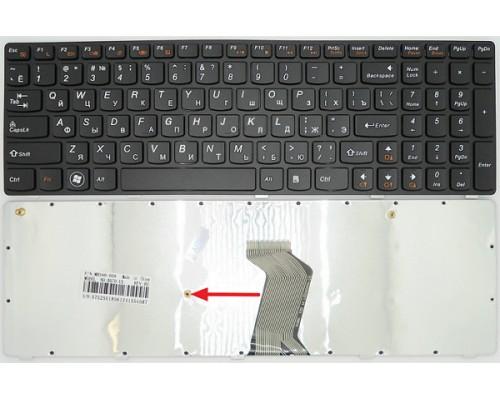 Клавиатура Lenovo Z560 Z570 B570 B580 V570 V580 B590