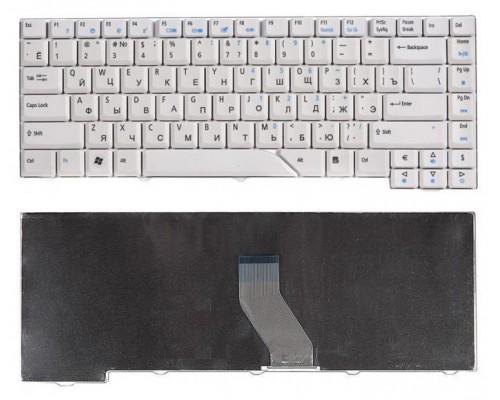 Клавиатура Acer 4710 4720 4220 4230 4310 4520 4710 4900 белая