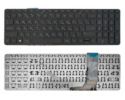 Клавиатура HP 15-j000 17-j000