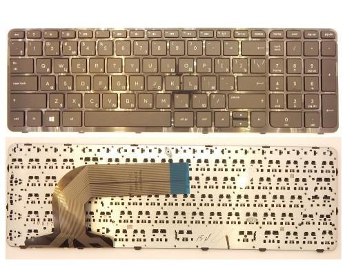 Клавиатура HP 15-n 15-e 15-z 15t 15-r с рамкой
