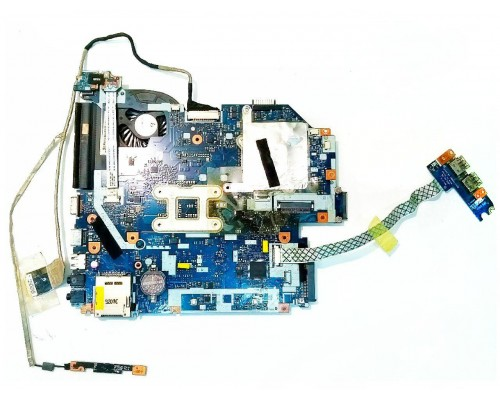 Материнская плата Packard Bell TV43HC