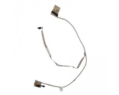 Шлейф для матрицы HP G6-1000 p/n: DD0R15LC040, DD0R15LC050, DD0R15LC000, DD0R15LC030