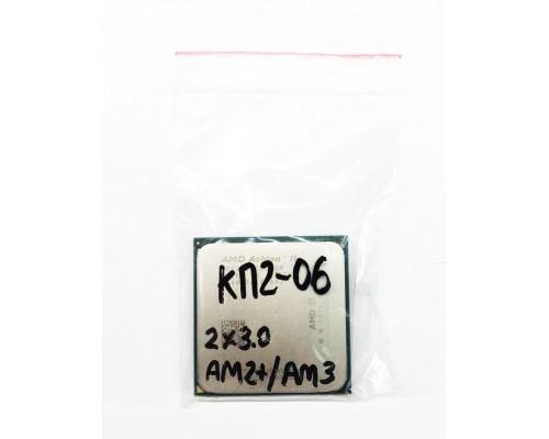 AMD Athlon II X2 250 - ADX250OCK23GM / ADX250OCGMBOX (AM2+, AM3 / 2x3.0)