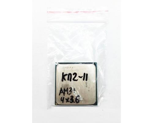 AMD FX-Series FX-4100 - FD4100WMW4KGU / FD4100WMGUSBX (AM3+ / 4x3.6)