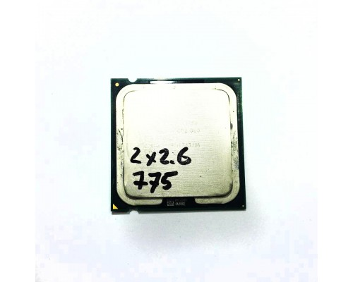 SLA9V (Intel Core 2 Duo E6750) (775 / 2x2.6)