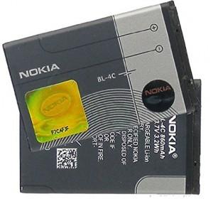 АКБ Nokia 6100 BL-4C блистер