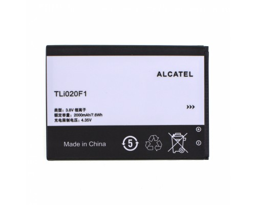 АКБ Alcatel TLi020F1 / TLi020F2