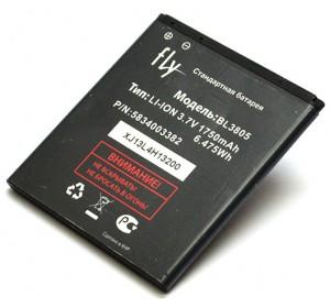 АКБ Fly BL3805 ( IQ4402/Era Style 1/IQ4404/Spark )