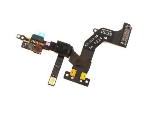 Камера фронтальная на шлейфе с разъёмом iPhone 5 (ориг)