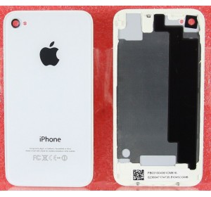 Задняя крышка iPhone 4s (белый)