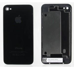 Задняя крышка iPhone 4 (черный)