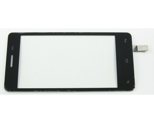 Тачскрин (сенсор, стекло) Fly IQ4403 (Energie 3) Черный