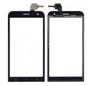 Тачскрин (сенсор, стекло) Asus ZenFone 2 (ZE500KL) Черный