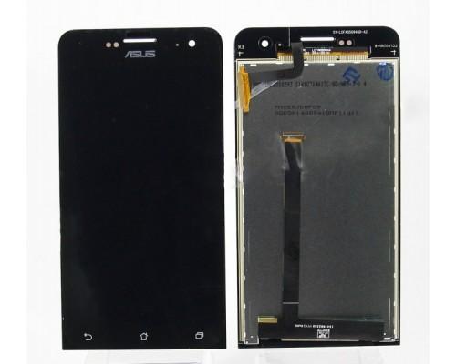 Дисплей в сборе с тачскрином (модуль) Asus ZenFone 5 (A500KL/A501CG) Черный