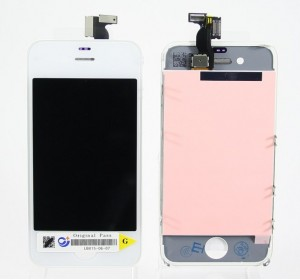 Модуль iphone 4 (белый) AA