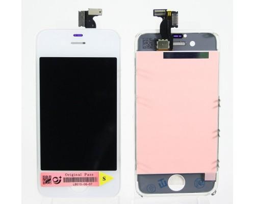 Дисплей в сборе с тачскрином (модуль) iphone 4s (белый) AA