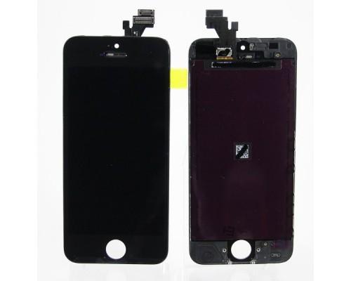 Дисплей в сборе с тачскрином (модуль) iphone 5 (черный) AA