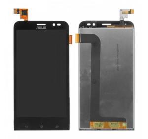Дисплей в сборе с тачскрином (модуль) Asus Zenfone Go (ZB552KL) Черный