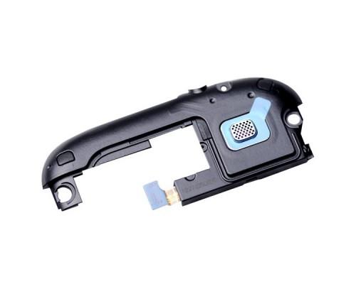 Звонок (buzzer) Samsung i9300  антенна  гнездо гарнитуры (черный)