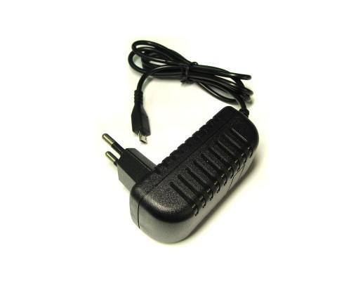 Зарядное устройство MicroUSB (5v 2000 mA) (Черный)