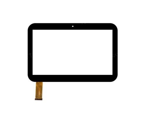 Тачскрин (сенсор, стекло) 10.1'' HN10001 (247*160 mm) Черный