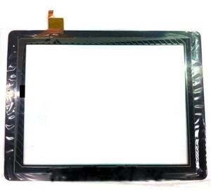 Сенсор 8.0'' Prestigio MultiPad 2 7280C 3G (201х153mm) Черный