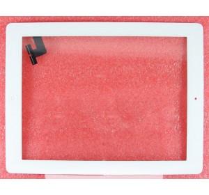Сенсор iPad 2 с кнопкой Home (Белый) - AA