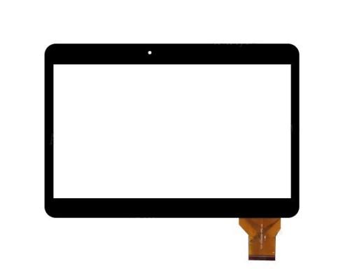 Тачскрин (сенсор, стекло) 10.1'' YLD-CEGA300-FPC-A0 (240*162 mm) Черный