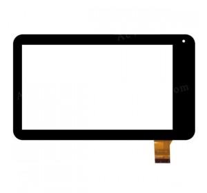 Тачскрин 7.0'' XD-12-12-08/QSD E-C7058-03 (187*107 mm) Черный