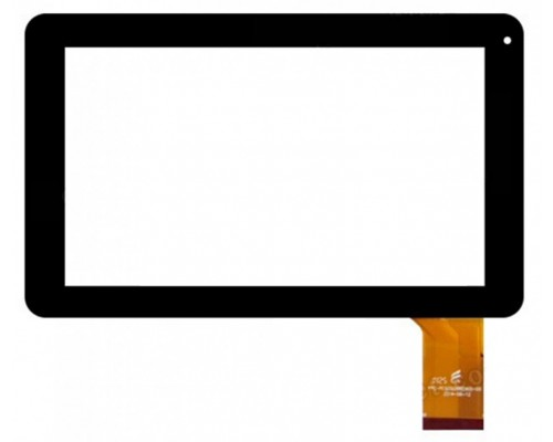 """Тачскрин 9.0"""" FC90S098(D90)-00 (233x142mm) Черный"""