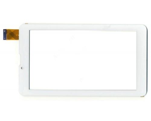 "Тачскрин (сенсор, стекло) 7.0"" FPC-FC70S589-00 (184*104) Explay Белый"