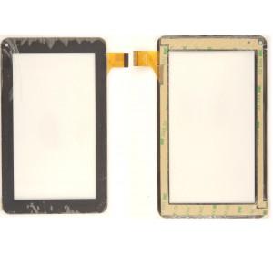 "Сенсор 7.0"" Airis Onepad 741 30 pin (186х111mm) Черный"