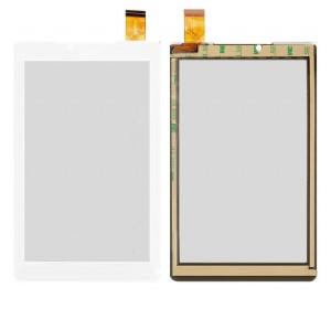 "Сенсор 7.0"" Prestigio MultiPad PMT3757 3767 30 pin (111x182mm) Белый"