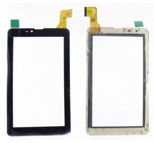 """Сенсор 7.0"""" Билайн Таб Про 3G (185*107 mm) Черный"""
